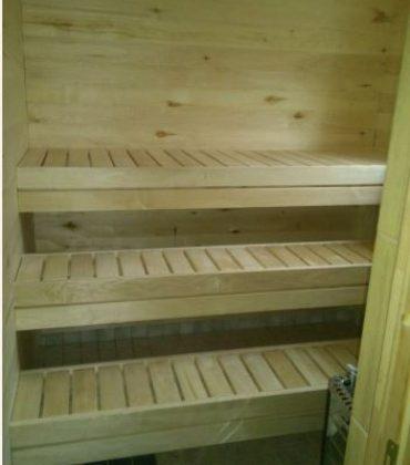 Sauna ehitamine - Furgard OÜ